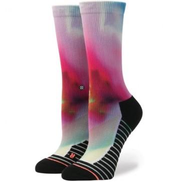 Stance Women's Flortex Socks - Neon Lime