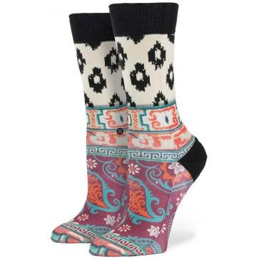 Stance Women's Back East Socks - Multi