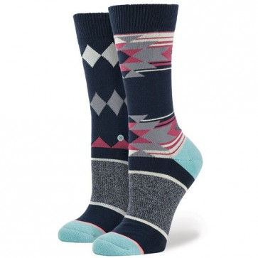 Stance Women's Alter Ego Socks - Navy