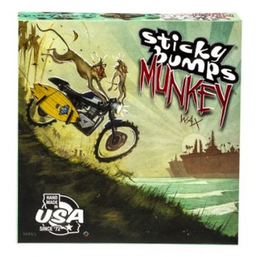 Sticky Bumps Munkey Cool/Cold Surf Wax