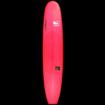 Stewart Surfboards 9'3'' Tipster Surfboard - Red