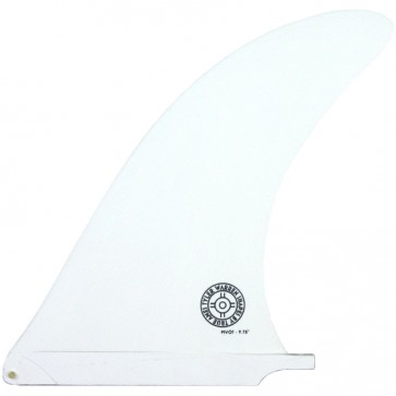 True Ames Fins 9.75'' Tyler Warren Pivot - White