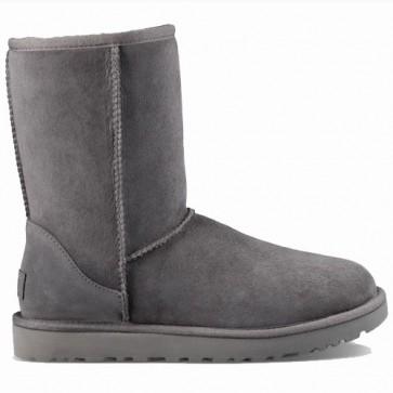 UGG Australia Classic II Short Boots - Grey