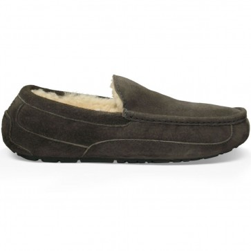 UGG Australia Men's Ascot Slippers - Charcoal
