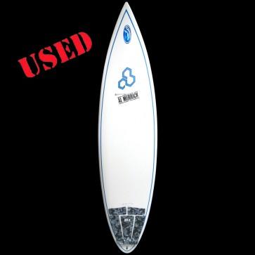 Surftech Surfboards - USED 6'6 Al Merrick K-Step - Tuflite