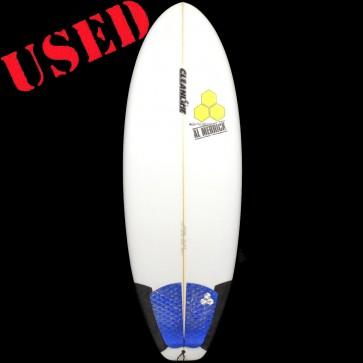 Channel Islands USED 5'5 Average Joe Surfboard