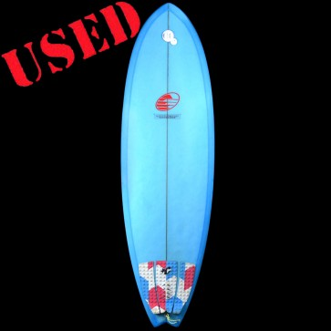 Modern Surfboards USED 6'0'' Blackfish Surfboard