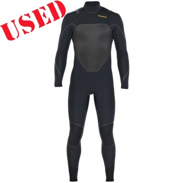 USED Patagonia R3 Yulex/Nexkin Chest Zip Wetsuit - Size L