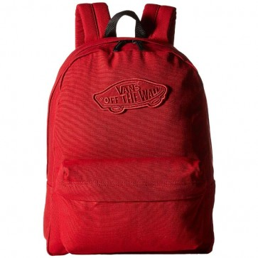 Vans Women's Realm Backpack - Chili Pepper