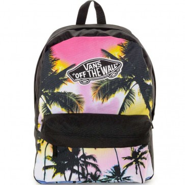 Vans Women's Realm Backpack - Palm Photo