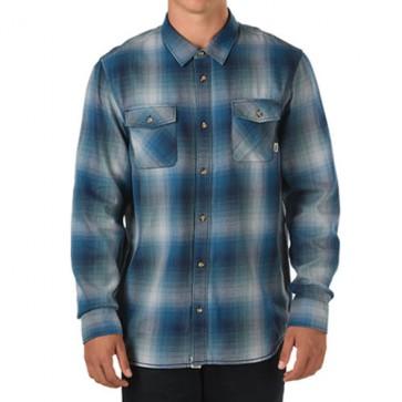 Vans Conroy Button-Down Shirt - Dress Blues/North America