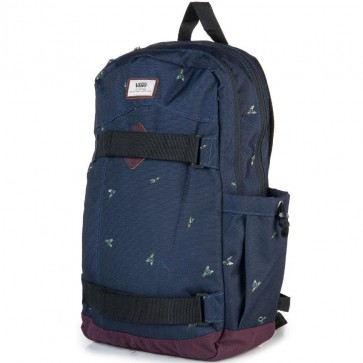 Vans Authentic II Skate Backpack - Fly Print
