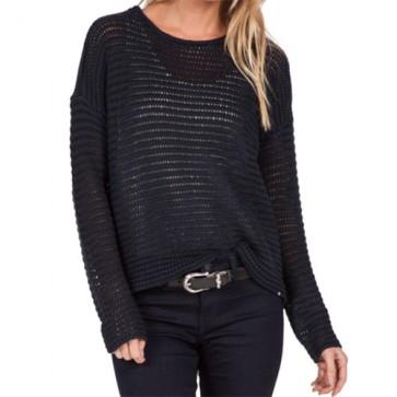 Volcom Women's Hold On Tight Sweater - Black