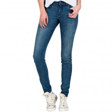 Volcom Women's Super Stoned Skinny Jeans - Faded Vintage