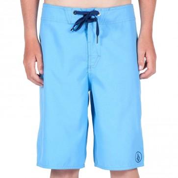 Volcom Youth 38th St Boardshorts - False Blue