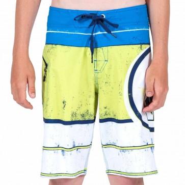 Volcom Youth Lido Ion Boardshorts - White