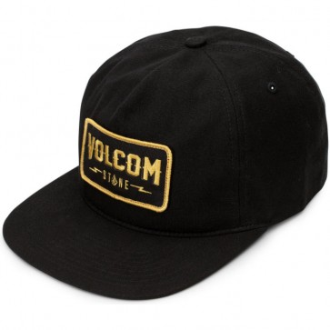 Volcom Badger Hat - Ink Black