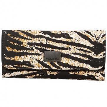 Volcom Women's Sweet Revenge Wallet - Spice Gold