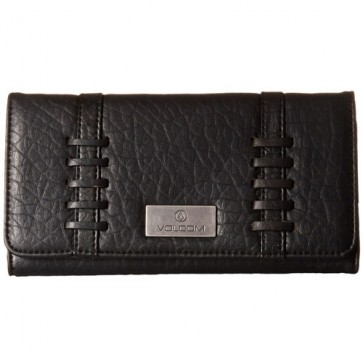 Volcom Women's Off Duty Wallet - Black