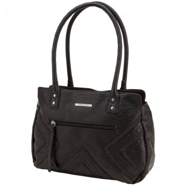 Volcom Women's City Girl Handbag - Black
