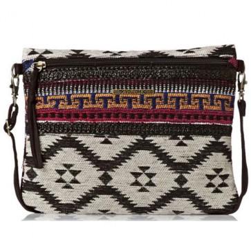 Volcom Women's Global Chic Hobo Bag - Black