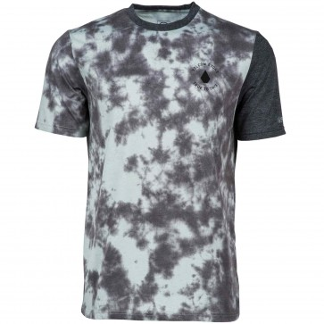 Volcom True Surf Rash Tee - Black