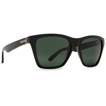 Von Zipper Booker Sunglasses - Black Gloss/Vintage Grey