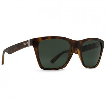 Von Zipper Booker Sunglasses - Tortoise Satin/Vintage Grey