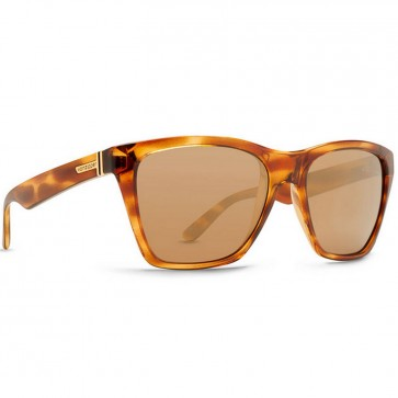 Von Zipper Booker Sunglasses - Tortoise Gloss/Gold Glo