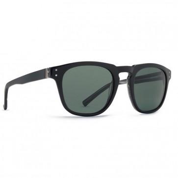 Von Zipper Edison Sunglasses - Black Gloss/Vintage Grey