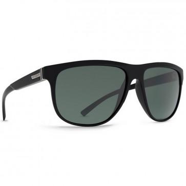 Von Zipper Cletus Sunglasses - Black Gloss/Vintage Grey