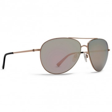Von Zipper Women's Wingding Sunglasses - Rose Gold Gloss/Rose Gold Chrome