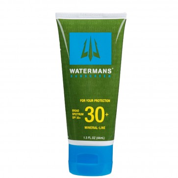 Watermans Applied Science SPF 30+ Mineral Lotion - 1.5oz