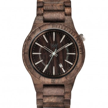 WeWood Assunt Watch - Choco Rough