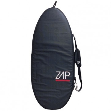 Zap Skimboards Deluxe Travel Board Bag - Grey/Red