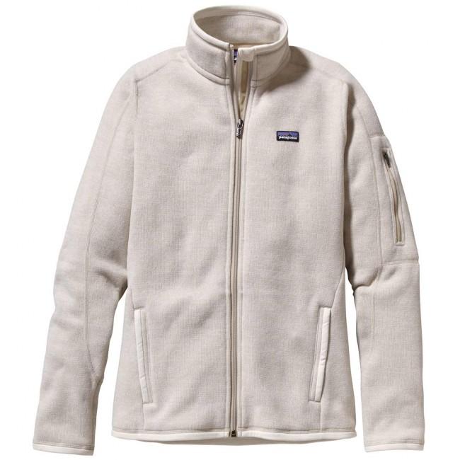 Patagonia Women S Better Sweater Jacket Raw Linen