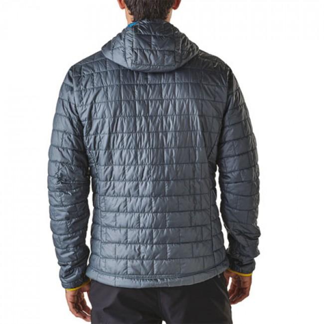 Patagonia Nano Puff Bivy Pullover Jacket Nouveau Green