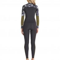 Billabong Women's Salty Dayz 5/4 Chest Zip Wetsuit