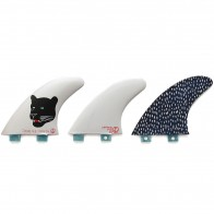 Captain Fin Dane Reynolds Medium FCS Tri Fin Set