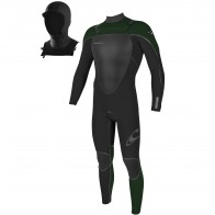 O'Neill Mutant 4/3 Wetsuit with Hood