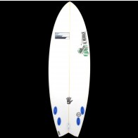 Channel Islands USED 5'6 High 5 Surfboard