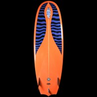 TVS Fibercraft Surfboards USED 6'6