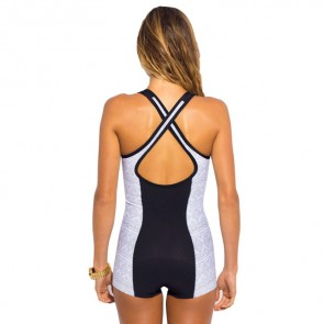 Rip Curl Women's G-Bomb Cross Back 1mm Spring Wetsuit