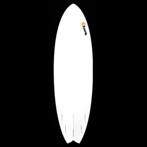 Torq Surfboards - 6'3'' Torq Mod Fish - Pinline