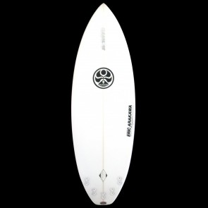 Hawaiian Island Creations - 5'10'' Arakawa Bandit Mini Surfboard