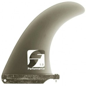 Futures Fins - 9'' Performance - Smoke