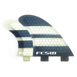 FCS Fins - V2 PC Quad - Silk