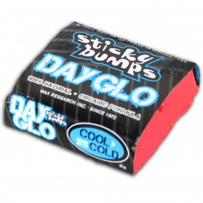 Sticky Bumps Day Glo Cool/Cold Wax