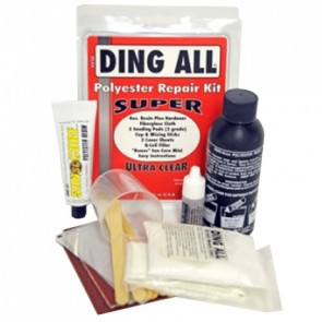 Ding All Super Polyester Repair Kit