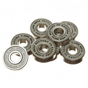 Sector 9 PDP Abec 5 Skateboard Bearings